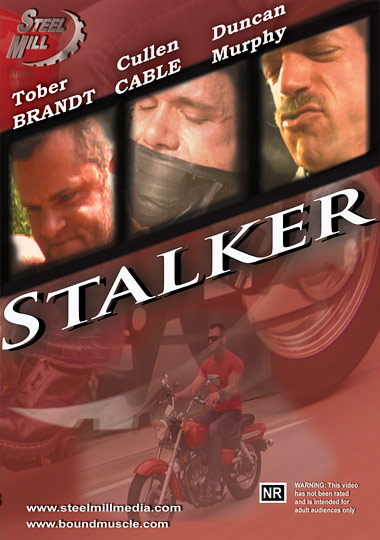 Stalker Cover Front