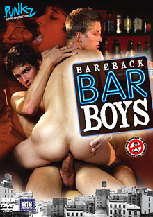 Bareback Bar Boys cover