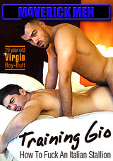 Training Gio: How To Fuck An Italian Stallion Xvideo gay