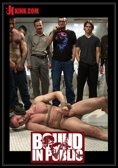 Bound In Public: Cruising For Sex With Troy cover