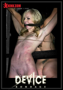 BDSM Library : Device Bondage With Bobbi Starr Live chapter 2!