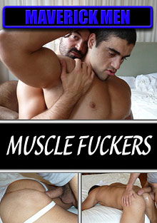 Muscle Fuckers cover