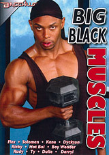 Big Black Muscles