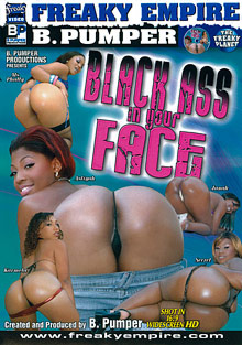 Black Ass In Your Face