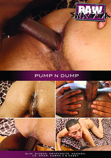 Gay Black Thugs : Pump N Dump!