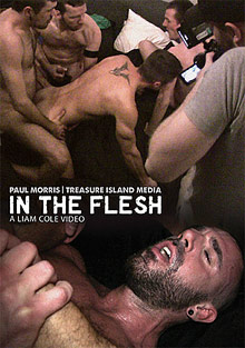 Gay Orgy GroupSex : In the Flesh!