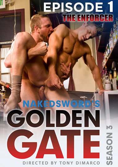 Golden Gate Season 3 Episode 1: The Enforcer cover