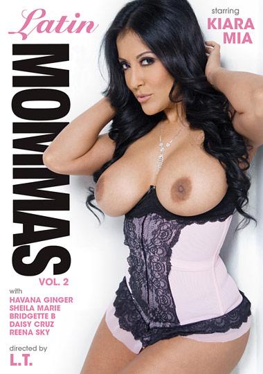 Latin Mommas 2 cover