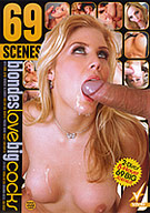 69 Scenes: Blondes Love Big Cocks