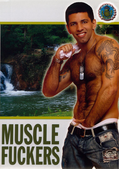 Muscle Fuckers Cover Front