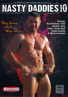 Gay Mature Men : Nasty Daddies 10!