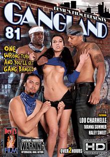 Interracial Porn : Gangland 81!