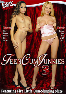 Teen Cum Junkies 3