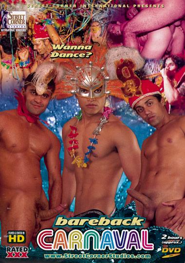 Bareback Carnaval Cover Front