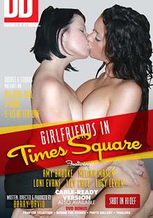 Girlfriends In Times Square cover