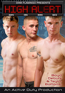 Gay Military Soldiers : High Alert!