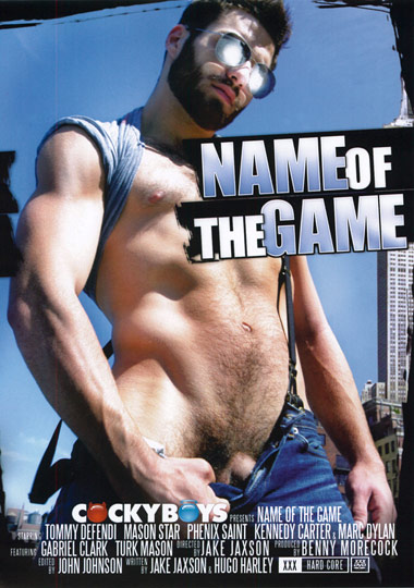 Name of the Game Cover Front