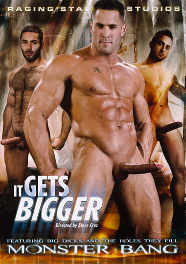 It Gets Bigger cover