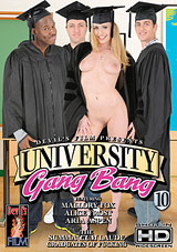 University Gang Bang 10 Xvideos