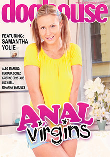 Anal Virgins cover