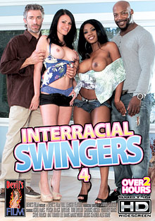 Swinger Party : black and white Swingers 4!