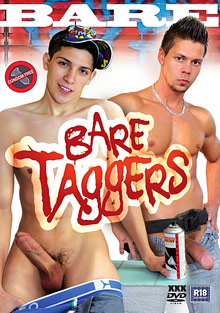 Gay Teens : Bare Taggers!
