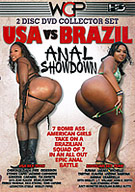 USA Vs Brazil Anal Showdown Part 2