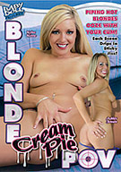 Blonde Cream Pie POV