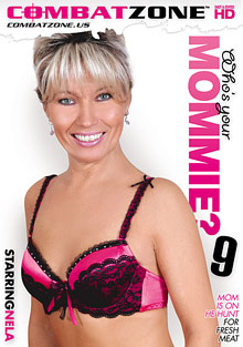 Who's Your Mommie 9 cover