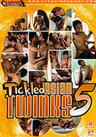 Tickled Asian Twinks 5