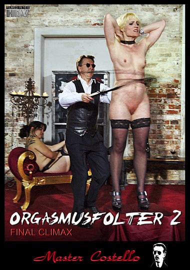 Фетиш фильмы. Автор. Master Costello - Orgasmusfolter 2 / Пытка