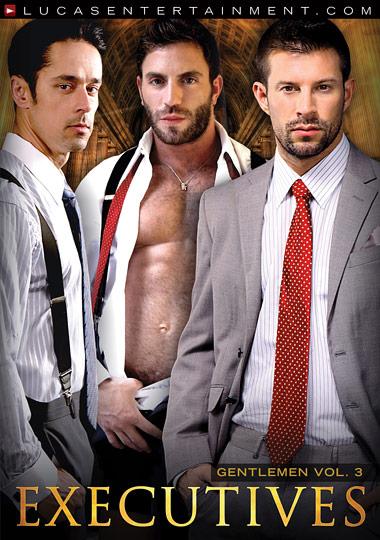 Gentlemen 3: Executives cover