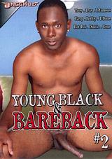 Young Black And Bareback 2