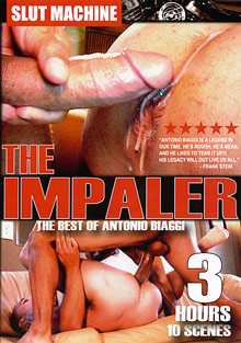 Gay Latino Guys : The Impaler!