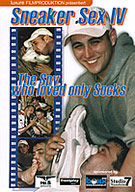 Sneaker Sex 4: The Spy Who Loved Only Socks