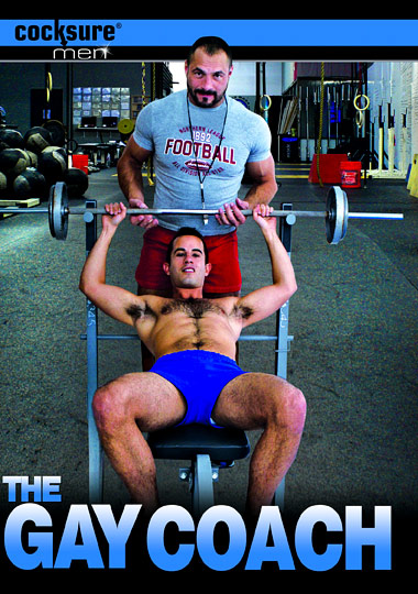 The Gay Coach Cover Front
