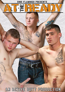 Gay Military Soldiers : At The Ready!