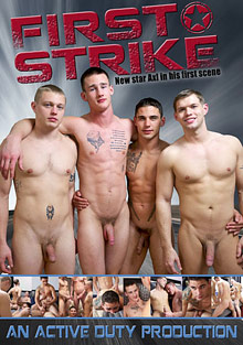 Gay Military Soldiers : First Strike!