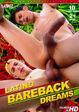 Latino Bareback Dreams