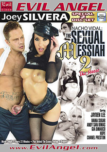 The Sexual Messiah 2 cover