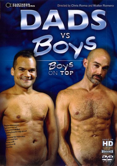 Dads Vs Boys: Boys On Top cover