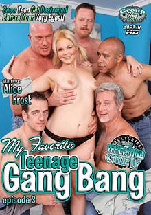 My Favorite Teenage Gang Bang 3