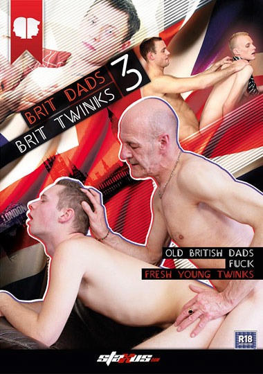 Brit Dads Brit Twinks 3 cover