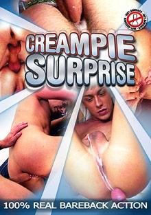 Gay Videos XXX : Creampie Surprise!
