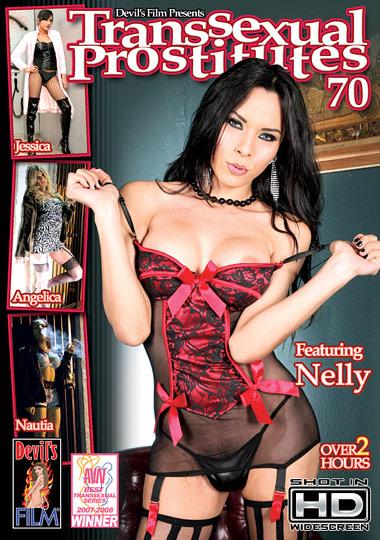 Transsexual Prostitutes 70 cover
