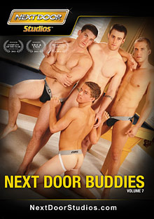 Next Door Buddies 7 cover