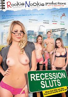 Recession Sluts cover