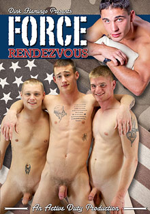 Gay Military Soldiers : Force Rendezvous!