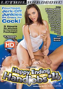 Hetero Handjob : Happy Ending Handjobs 4!