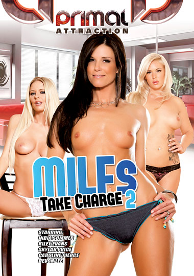 MILFs Take Charge 2 cover